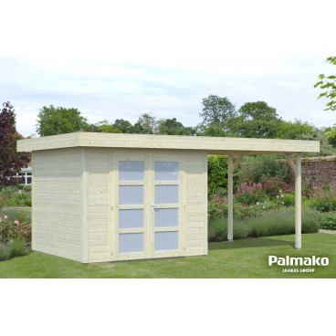 Zahradní chata Lara 6 + 5,9 m2