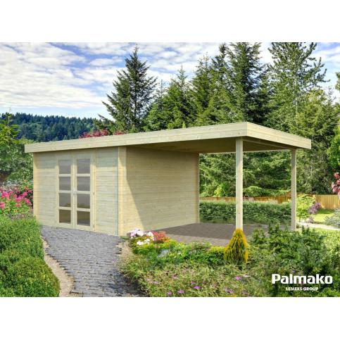 Zahradní domek Elsa 9,6 + 8,1 m2