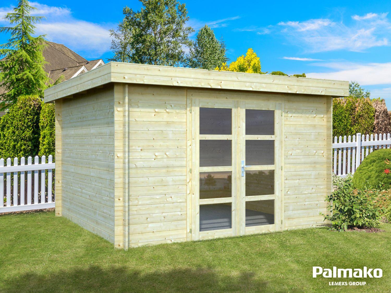 Zahradní domek Ela 6,9 m2