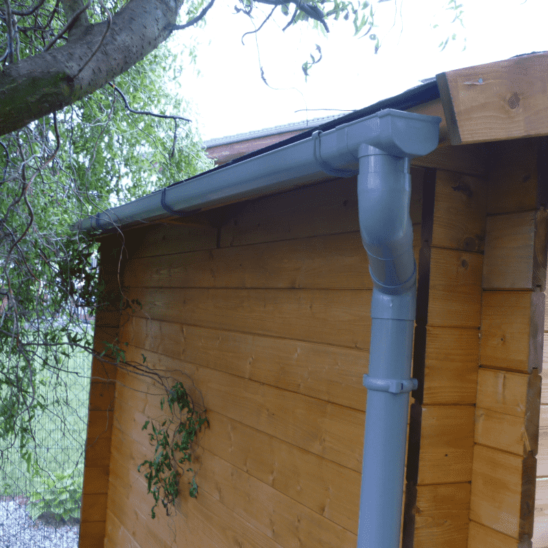 Zahradní chata Ela 8,7 + 10 m2