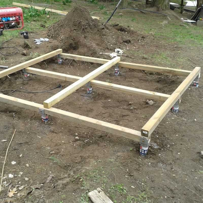 Zahradní altán Hana 14,1 m2