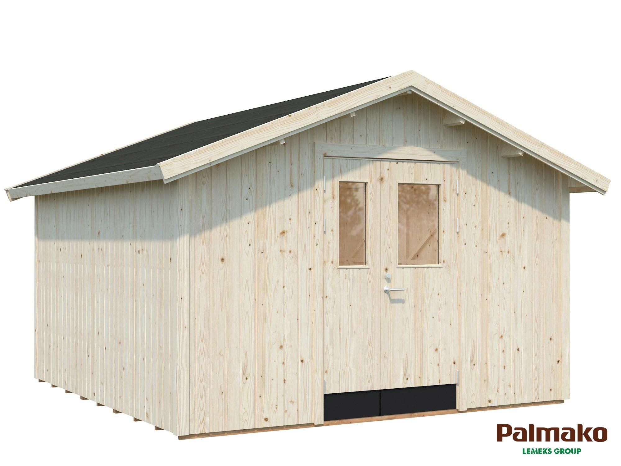 Zahradní chata Lukáš 12,1 m2