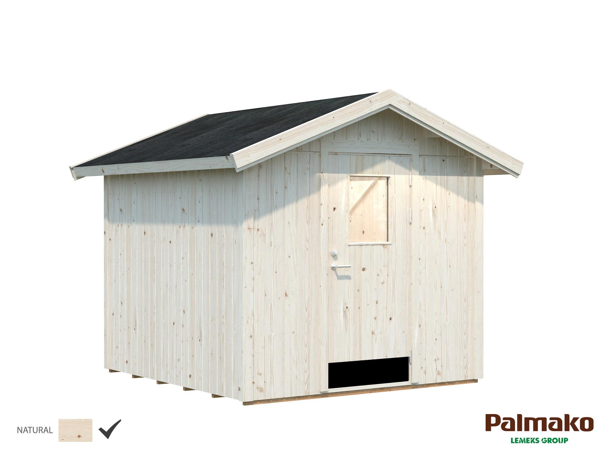 Zahradní domek Lukáš 5,4 m2