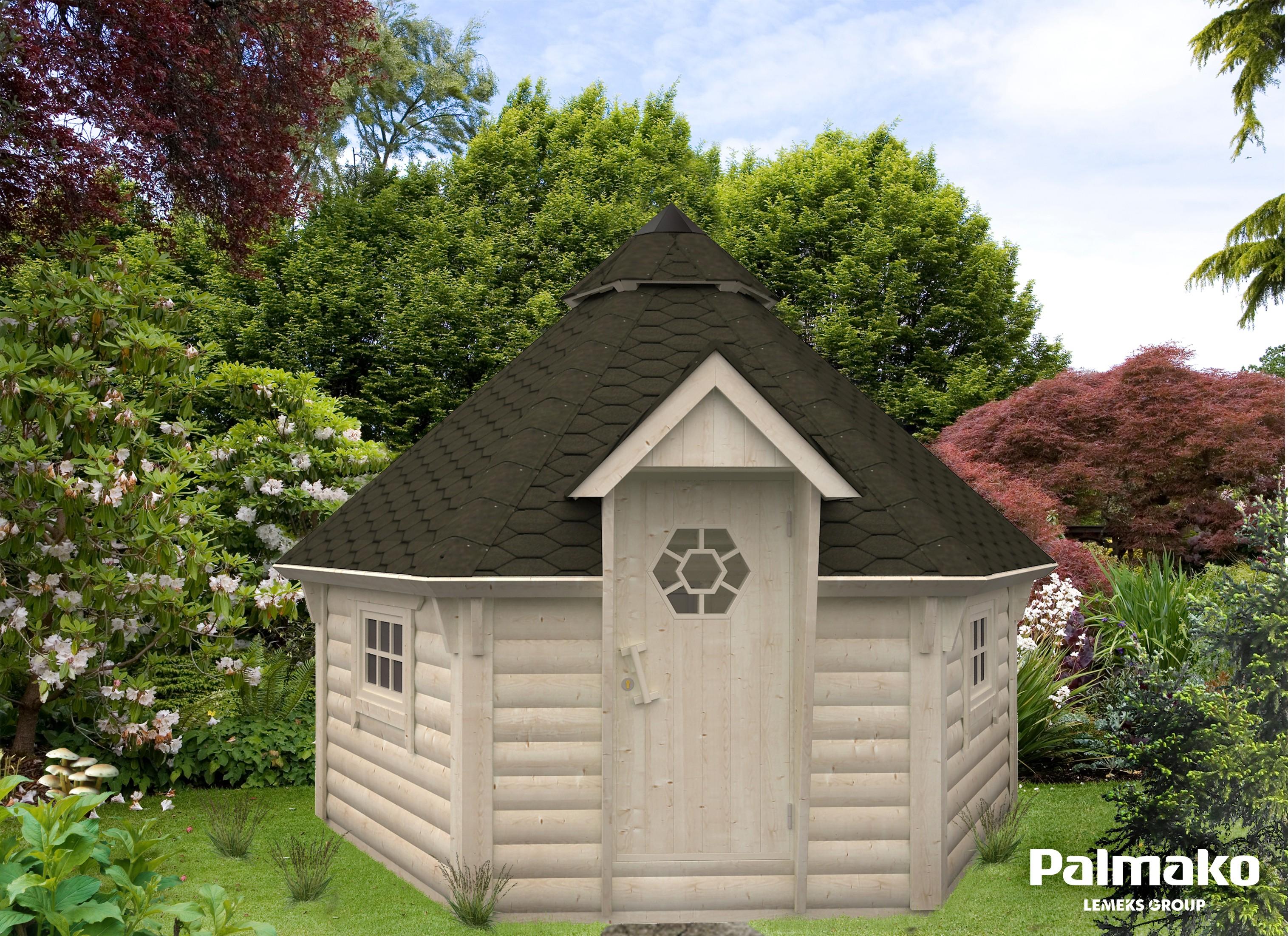 Zahradní chata Eva 8,7 m2