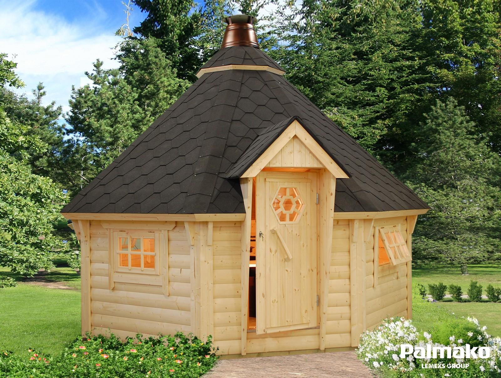Zahradní chata Eva 11,4 m2