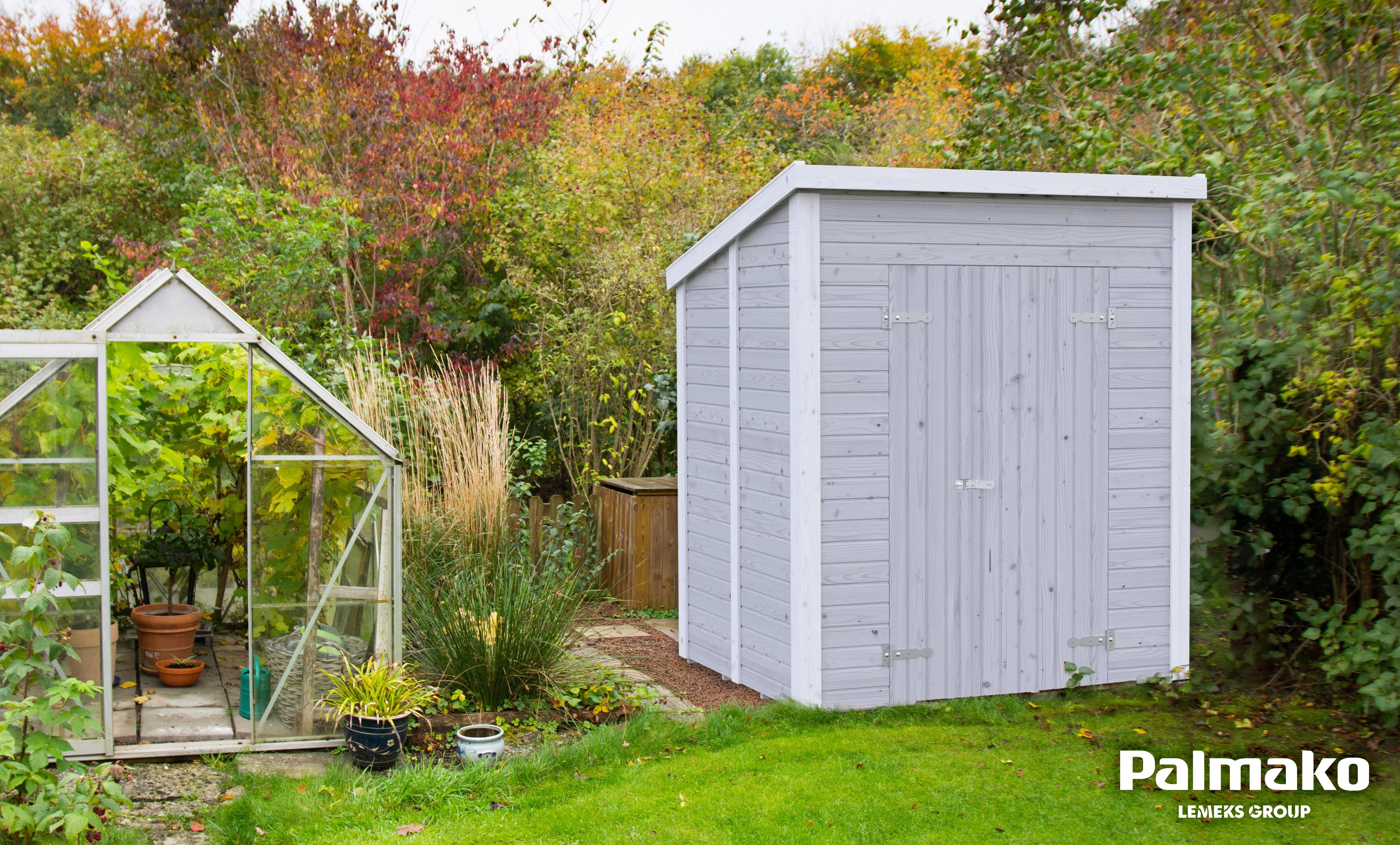 Zahradní přístavek Leif 3 m2