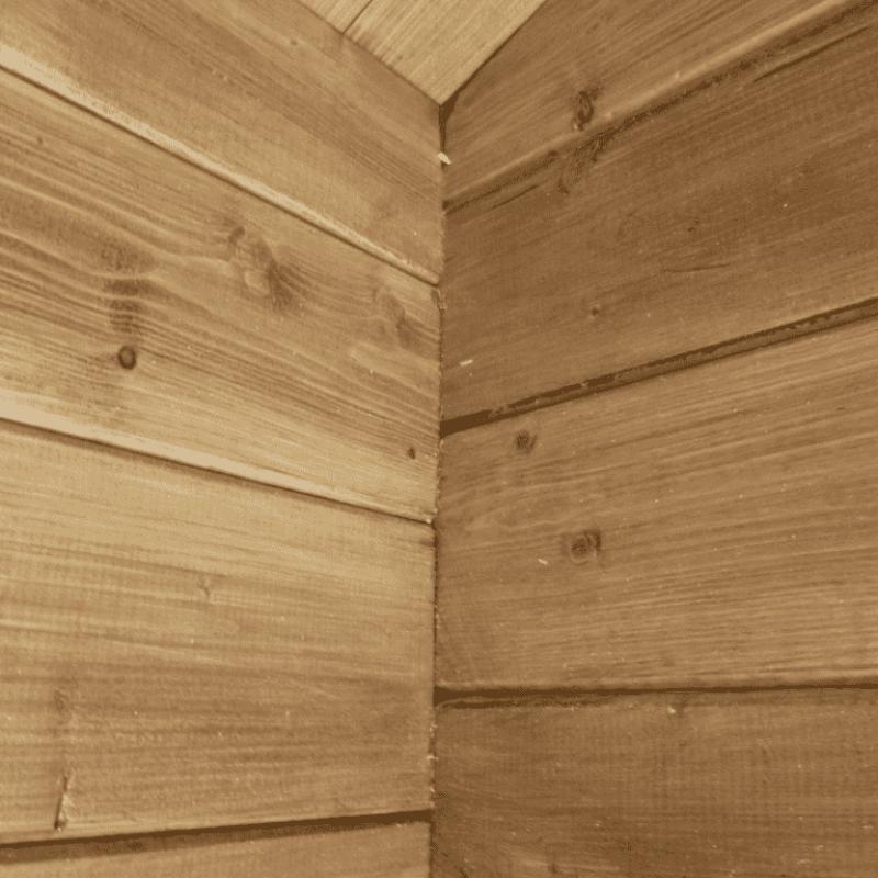 Garážové stání Roger 23,9 m2 se sekčními vraty