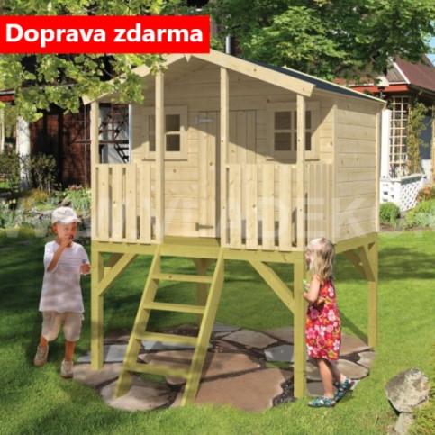 Dětský domek Petr Pan
