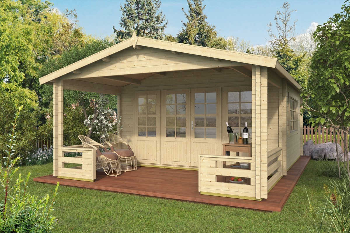 Zahradní chata Bolton