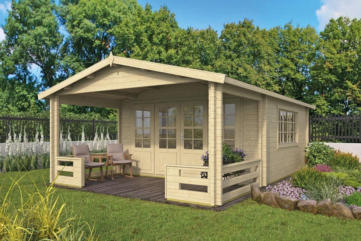Zahradní chata Wigan