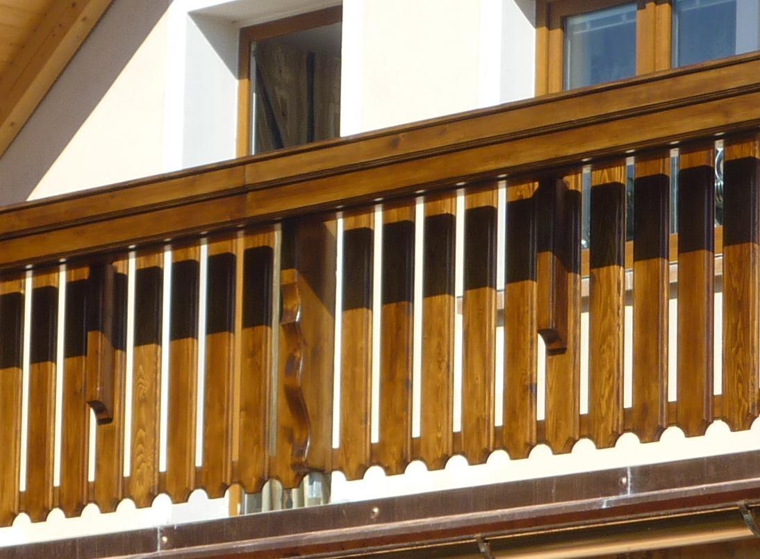 Klasické balkónové prkno 150018