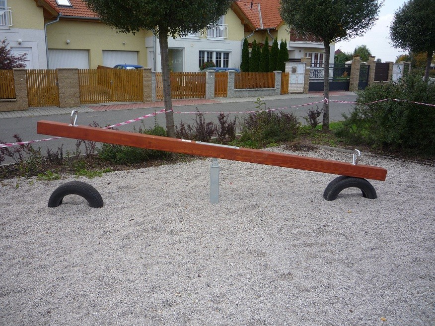 Kyvadlová houpačka I