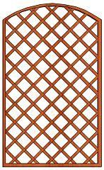 Mříž Cecílie 120 x 180/200