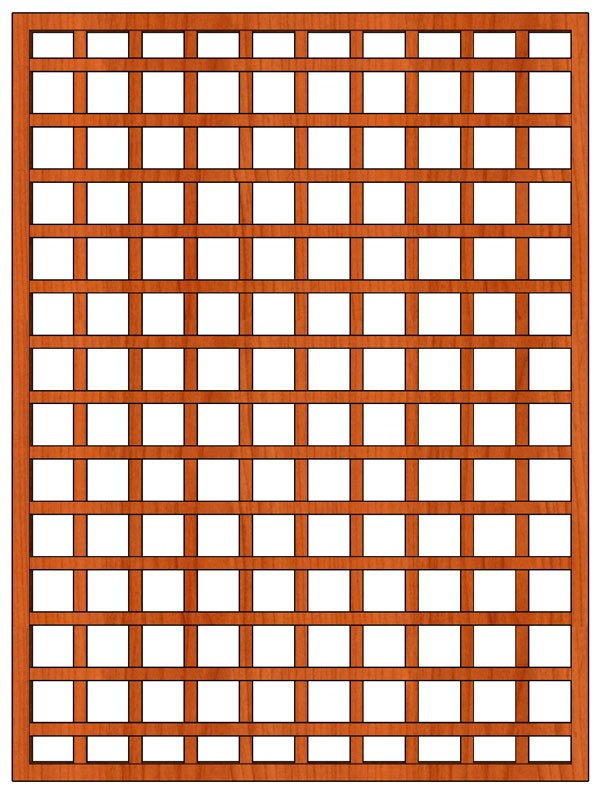 Mříž Eva 135 x 180