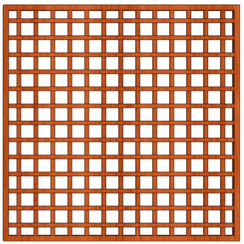 Mříž Eva 180 x 180