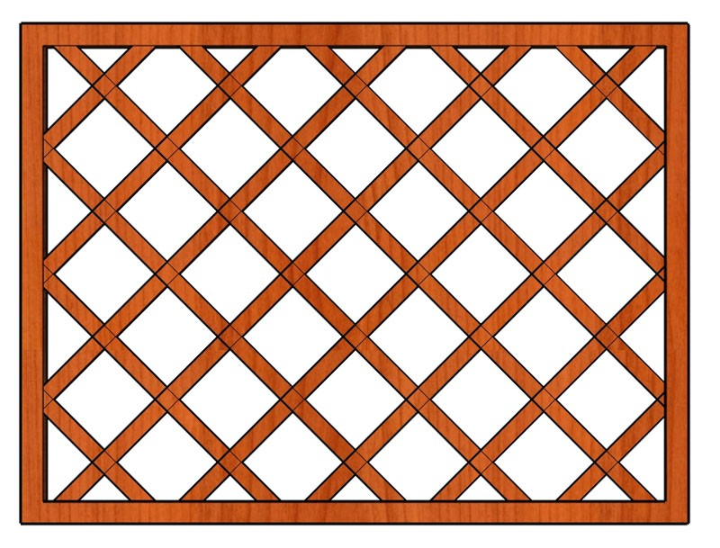 Mříž Jana 90 x 120