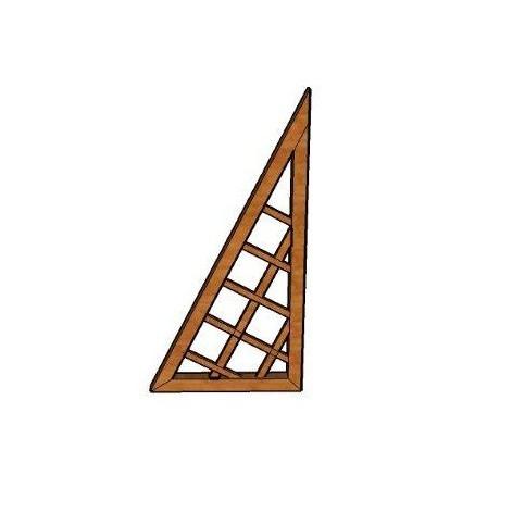 Mříž Karla 45 x 90