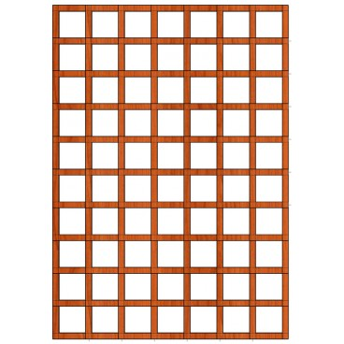 Mříž Klára 120 x 185