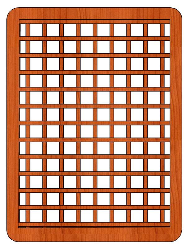 Mříž Míša 135 x 180