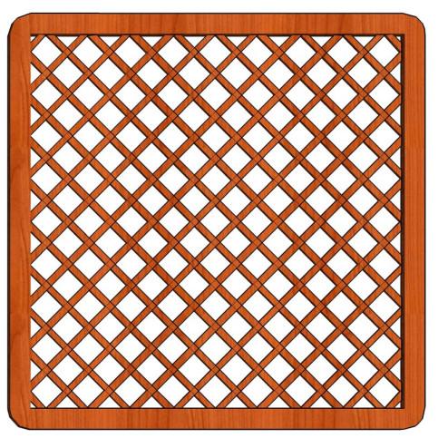 Mříž Tereza 180 x 180