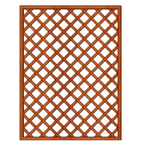 Mříž Zuzana 135 x 180