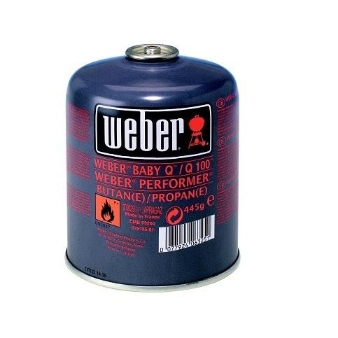 Plynová náplň pro Q100,120 a Performer