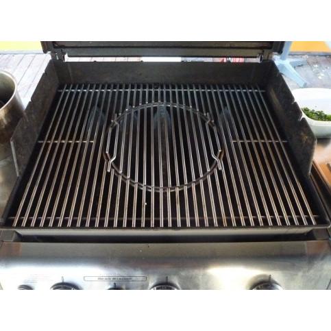 Rošt se  středem  BBQ Gourmet systém  pro sérii Genesis