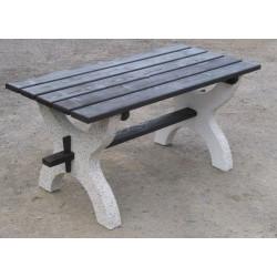 Stůl Park - odstín Palisandr