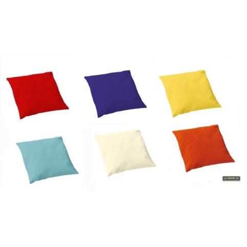 Barevné povlaky na polštářek