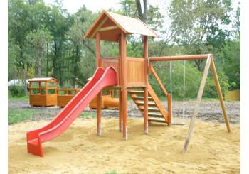 Dětská hřiště pro veřejná prostranstvi