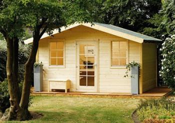 Zahradní domky, altány a garáže