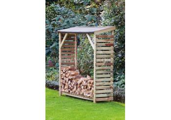 Dřevníky na palivové dřevo