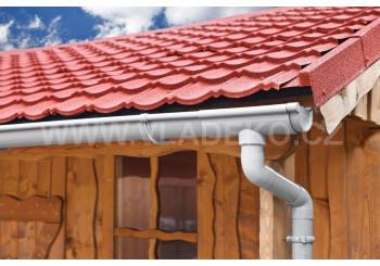 Montážní materiál pro zahradní domky