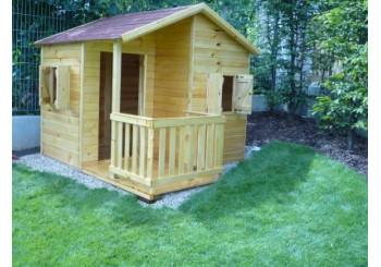 Zahradní domky pro děti
