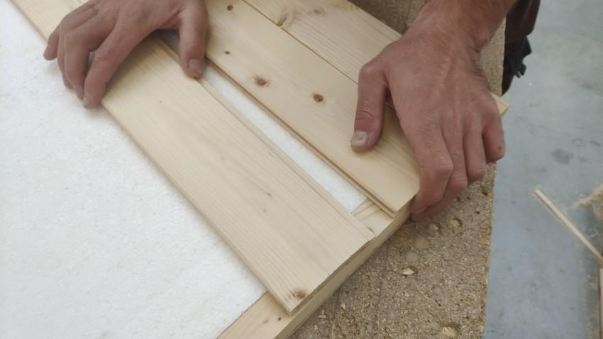 Zateplené boudy pro psa s polystyrenem