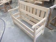 Praktické lavičky Líza z naší dílny