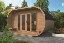 Zahradní domek Oval
