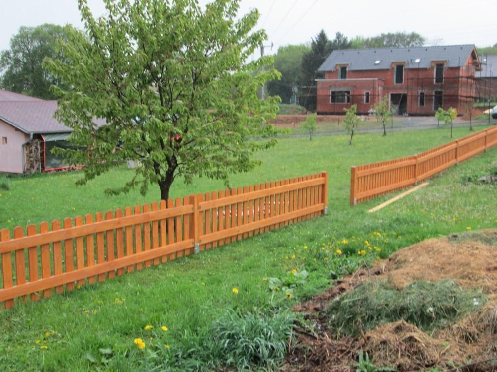 Nízký plot